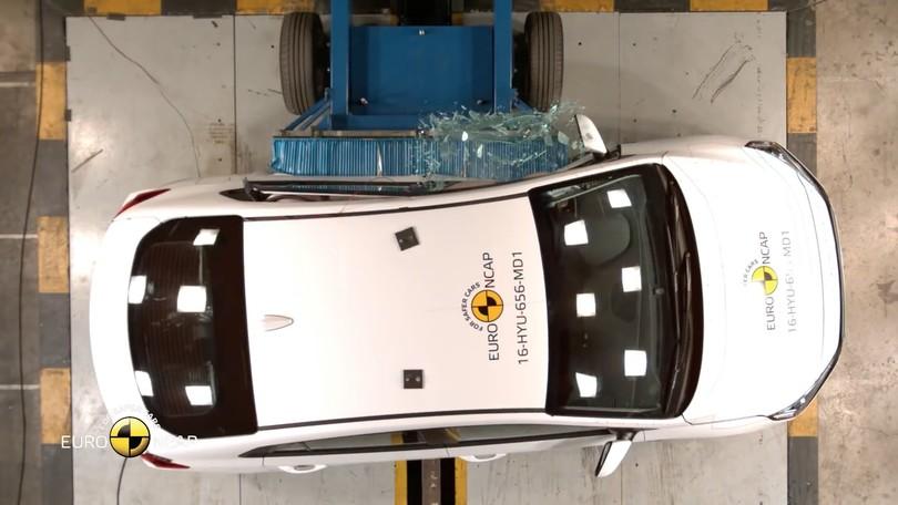 Crash-test, 5 stelle per Audi, Ford, Hyundai e Suzuki
