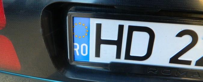 Decreto sicurezza sulle targhe straniere: sequestrate 10 auto tra Torre Annunziata e Boscoreale
